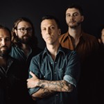 American+Aquarium%27s+Things+Change+Tour+with+Travis+Meadows