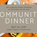 Longevity+Fitness+Community+Dinner+at+The+Grocery