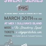 F45+Training+Summer+Sweat+Series+at+Mex+1+Sullivan%27s+Island